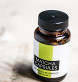 Matcha capsules - vegan