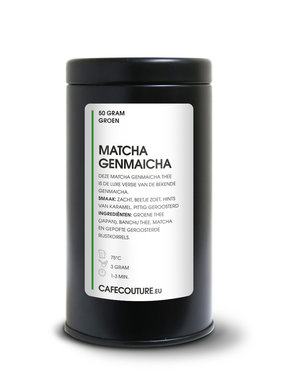 Matcha Genmaicha