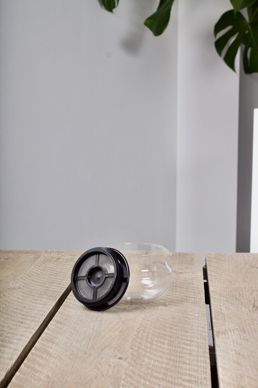 Shirotani theepot met filter (280 ml)
