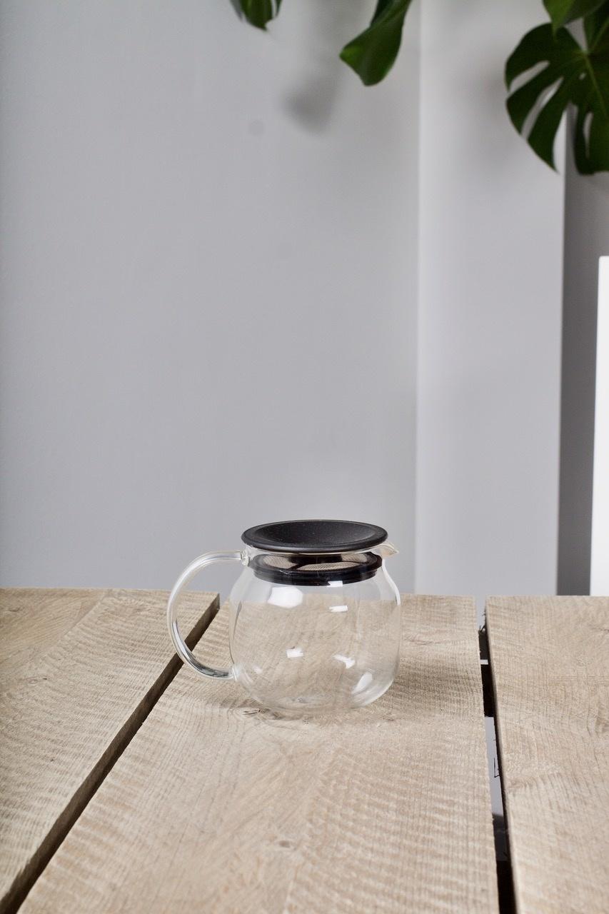 Shirotani theepot met filter (450 ml)