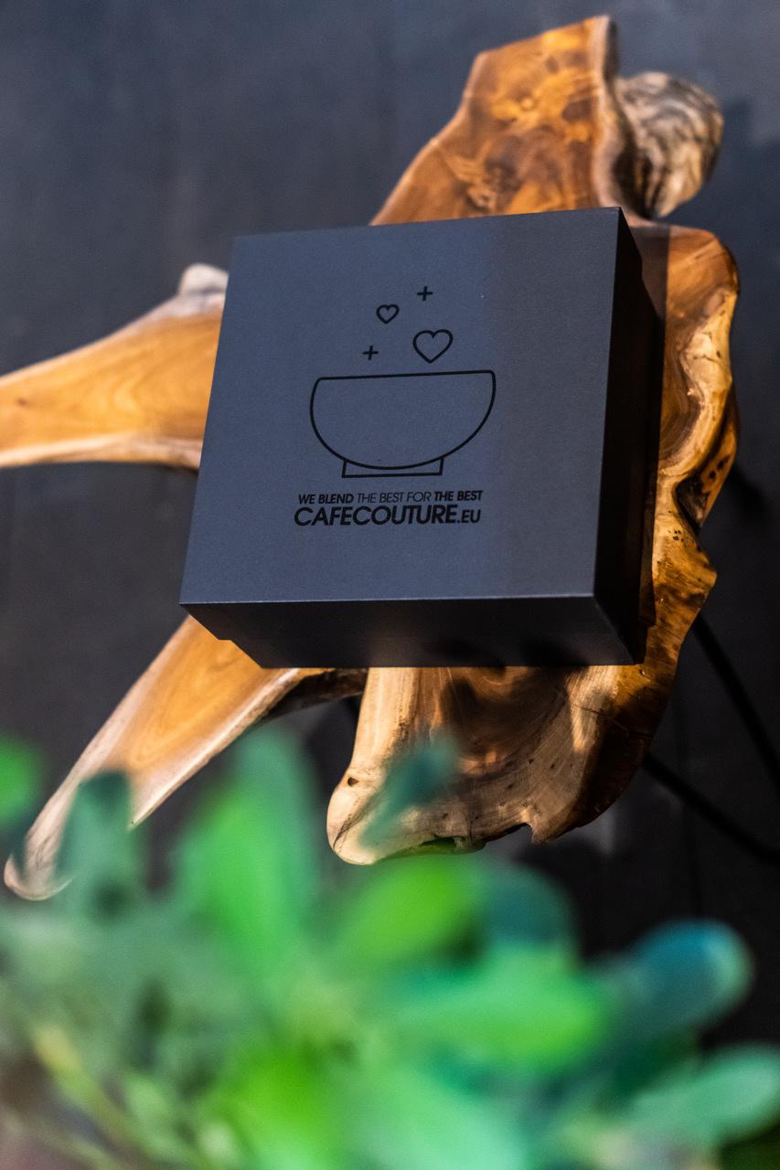 Premium Matcha complete box I (4 delig) - clean zwart