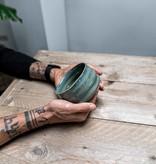 Matcha bowl - zeegroen