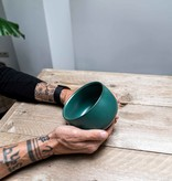 Matcha bowl - design green