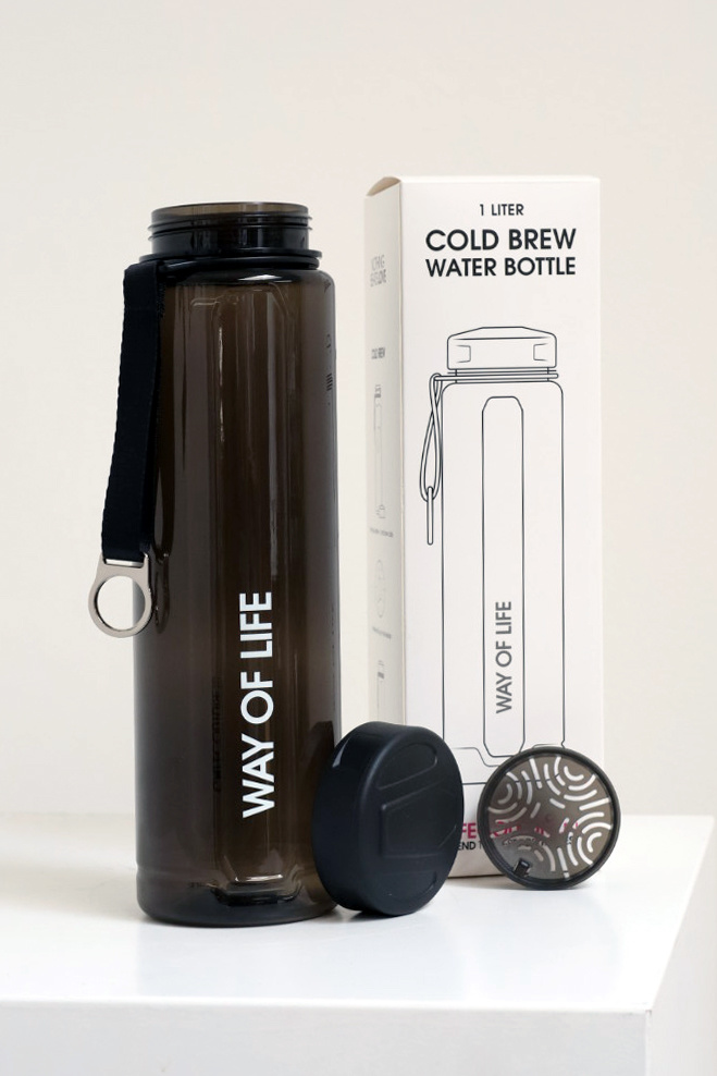 WAY OF LIFE cold brew bottle (1 liter)
