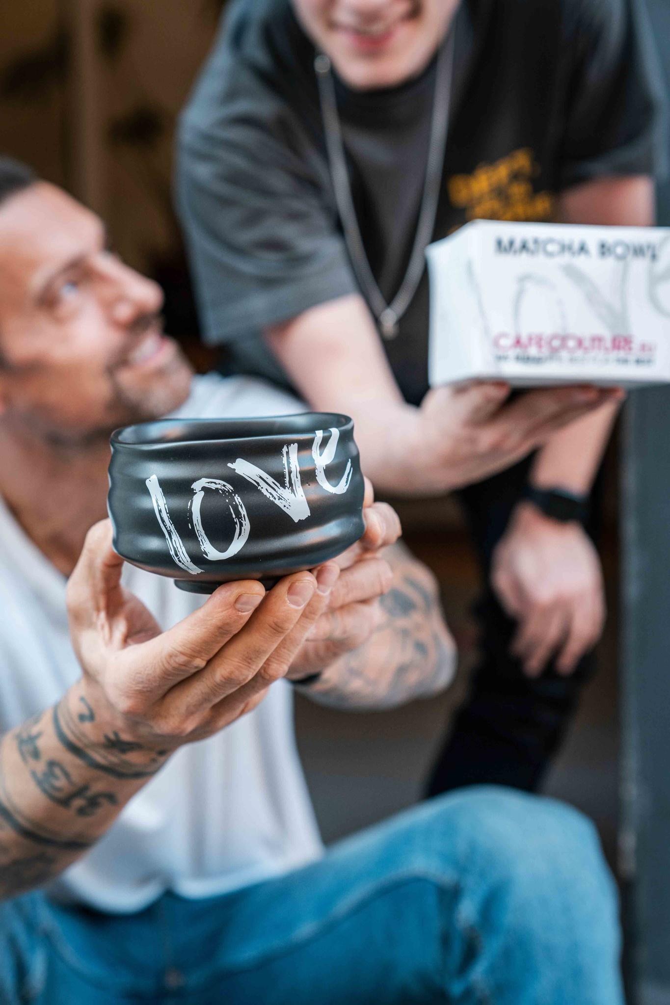 Matcha bowl - LOVE