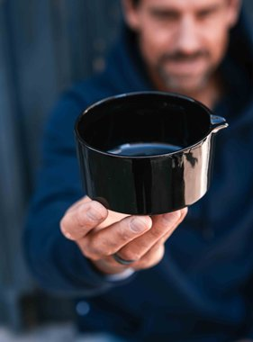 Matcha latte schenk bowl (porselein)