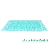 Wonder Rugs Turquoise buitenkleed bohemian