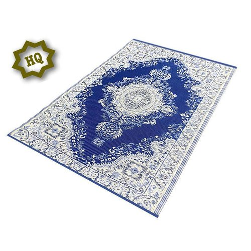 Wonder Rugs Blauw royal buitenkleed