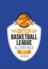 Dutch Basketball League All Star Gala 2017 te Leiden.