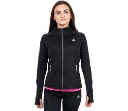 PEAK sportjas kleur Zwart