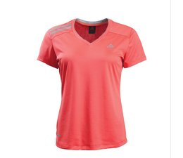 PEAK Sport PEAK Coolfree Performance Shirt met Coolspheres Technology Orange/Grey Woman