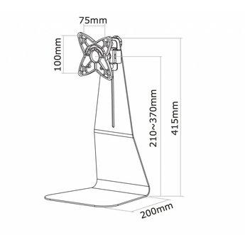 Newstar FPMA-D800 Monitorbeugel