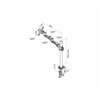 Newstar FPMA-D935 Monitorbeugel
