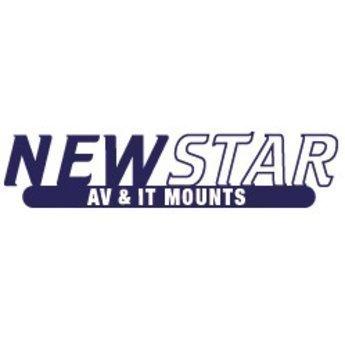 Newstar NS-WS100WHITE zit-sta werkplek