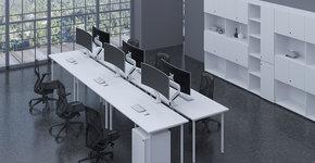 Monitor beugels voor 1 scherm