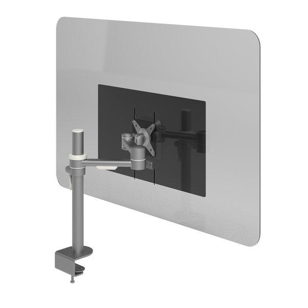 Dataflex Addit hygiënescherm – monitor 310