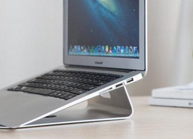 Laptopverhogers