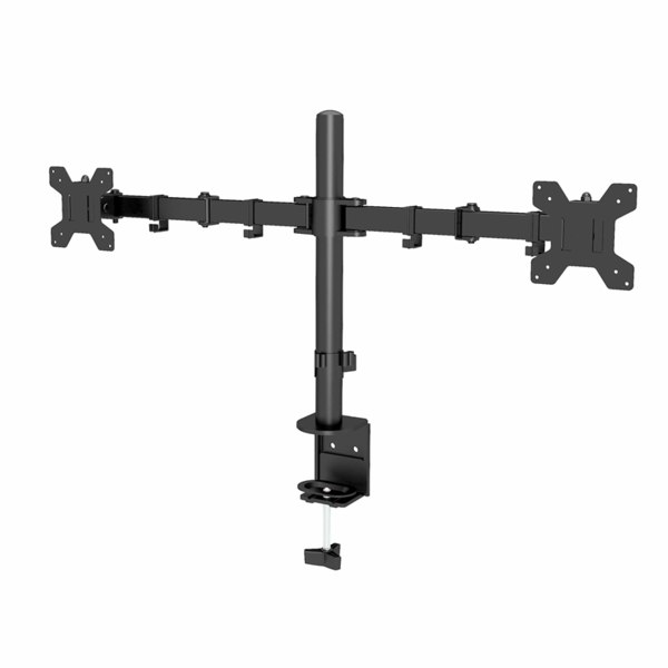 DQ Wall-Support Dubbele Monitorbeugel Basic 2e KANS