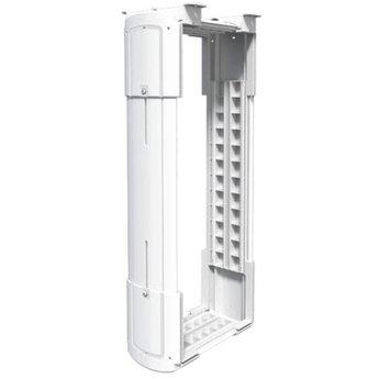 Dataflex Viewlite CPU Houder Wit - bureau 200