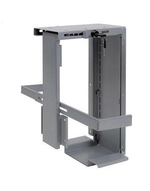 Dataflex Viewmate CPU Houder Zilver- bureau 302 + Slot