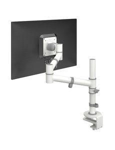Dataflex Viewgo Monitorarm Wit - Bureau 120