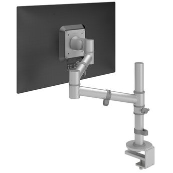 Dataflex Viewgo Monitorarm Zilver - Bureau 122