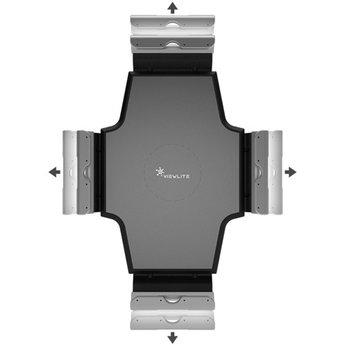 Dataflex Viewlite universele tablethouder Zwart - optie 053