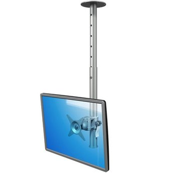 Dataflex Viewmate monitorarm Zilver - plafond 562