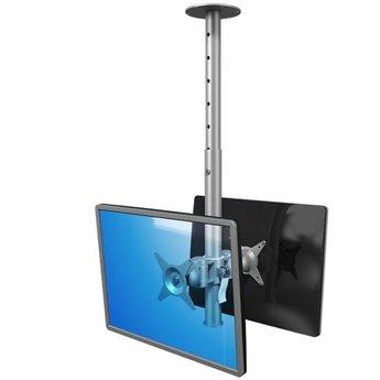 Dataflex Viewmate monitorarm Zilver - plafond 572