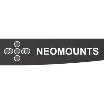 Neomounts NM-D335D4BLACK voor 4 Monitoren
