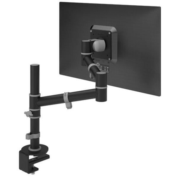 Dataflex Viewgo Monitorarm Zwart - Bureau 123