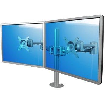 Dataflex Viewmate monitorarm Zilver - bureau 632