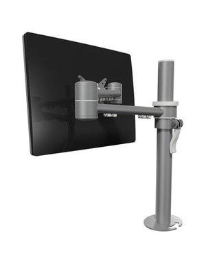Dataflex Viewmate monitorarm Zilver - bureau 662