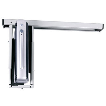 Dataflex Thin Client Houder 362 Zilver