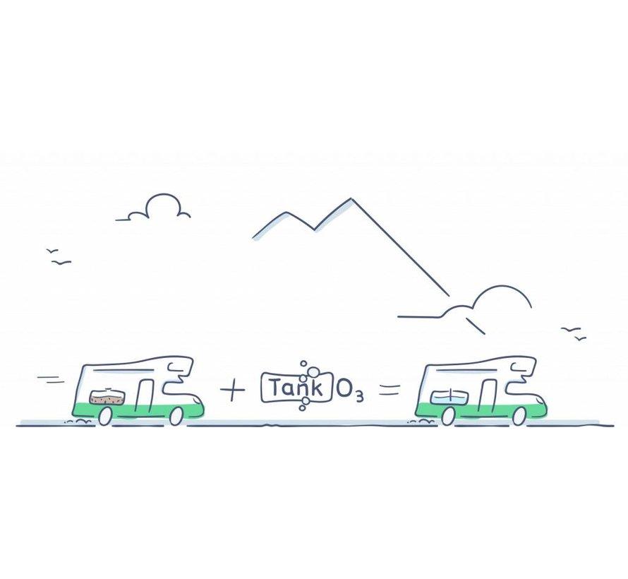 Tank-O3 | Tankreinigingssysteem