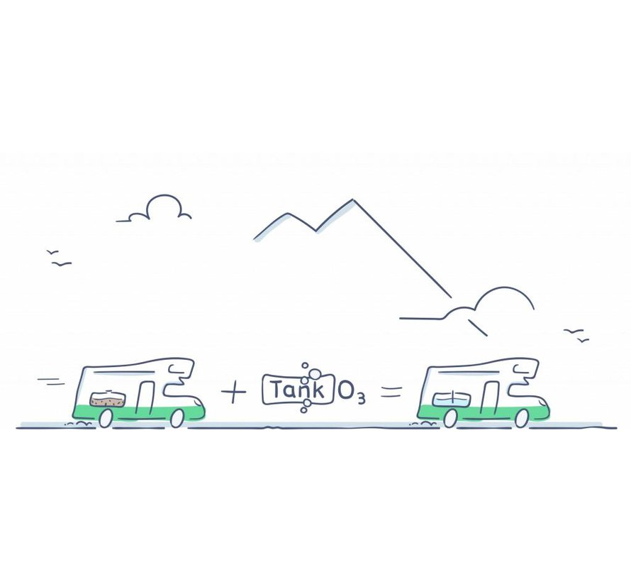 Tank-O3 | Tankreinigungssystem