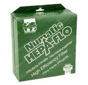 Numatic Hepa-Flo Stofzuigerzakken 2BH