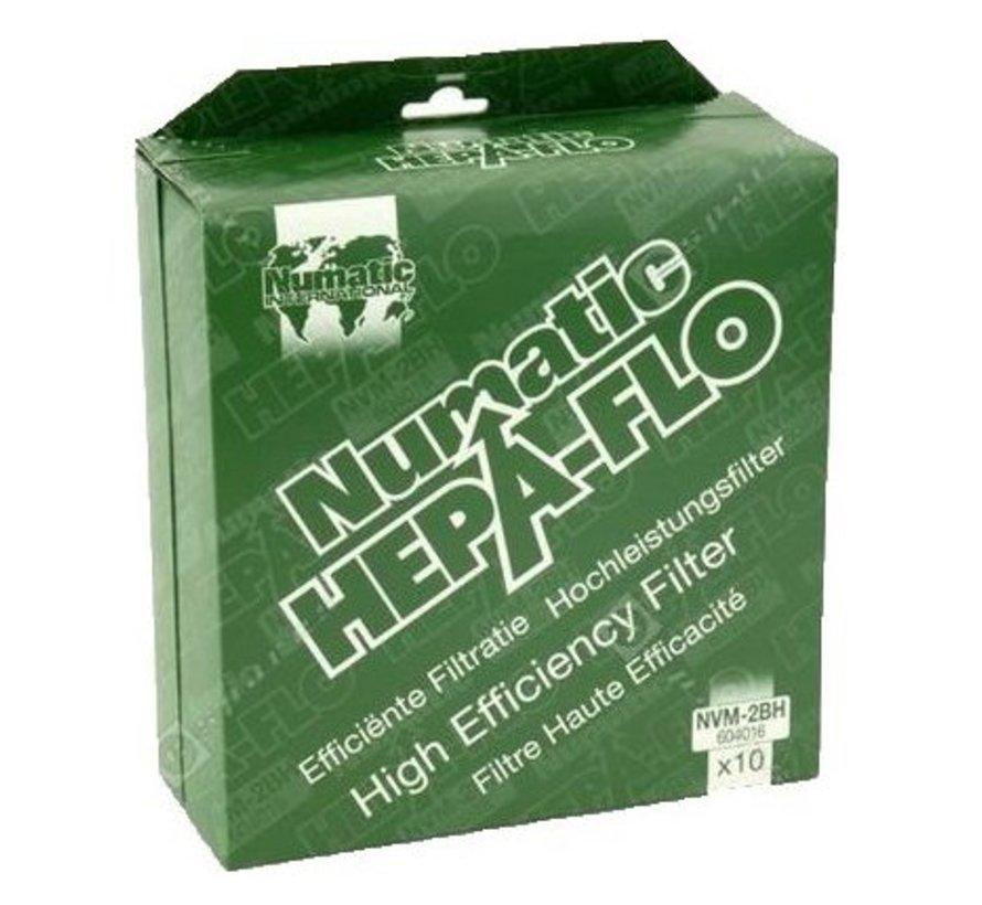 Hepa-Flo Staubsaugerbeutel 2BH