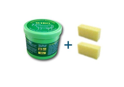Wiro Reinigungs und Polierstein 850 gramm