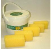 Wiro Universele Reinigingssteen 4000 gram (inclusief 5x spons)