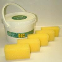 Universele Reinigingssteen 4000 gram (inclusief 5x spons)