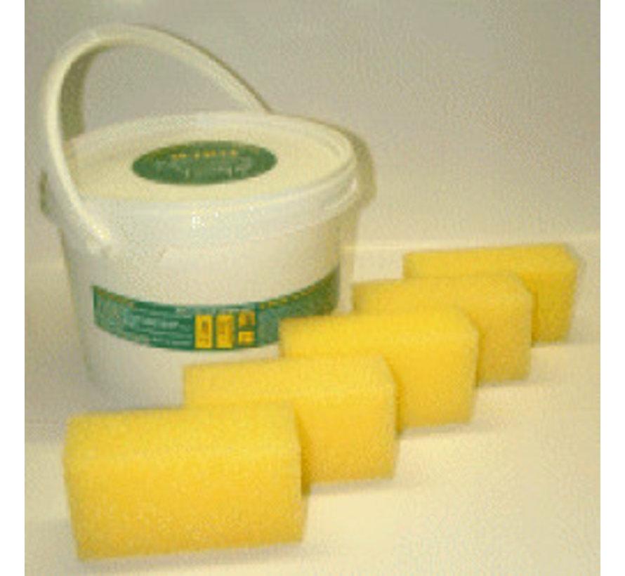 Reinigungs und Polierstein 4000 gramm  (Universalstein)