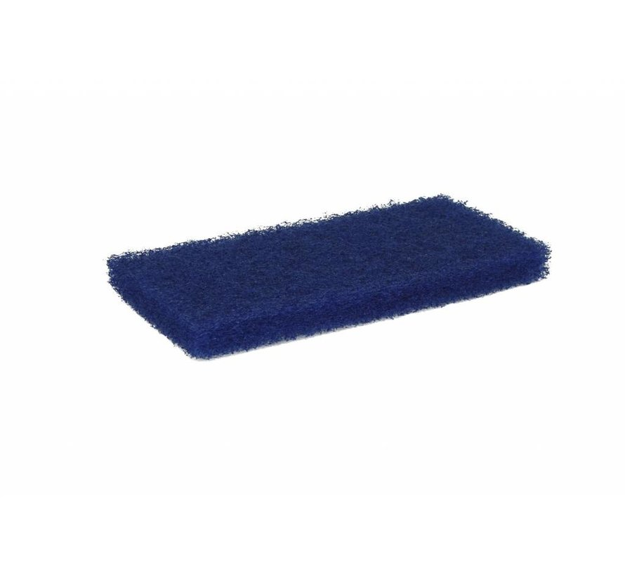 Doodlebug pad | Blauw | 250x115x25mm