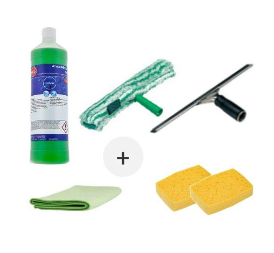 Set Ramen Wassen (incl. afwasmiddel)