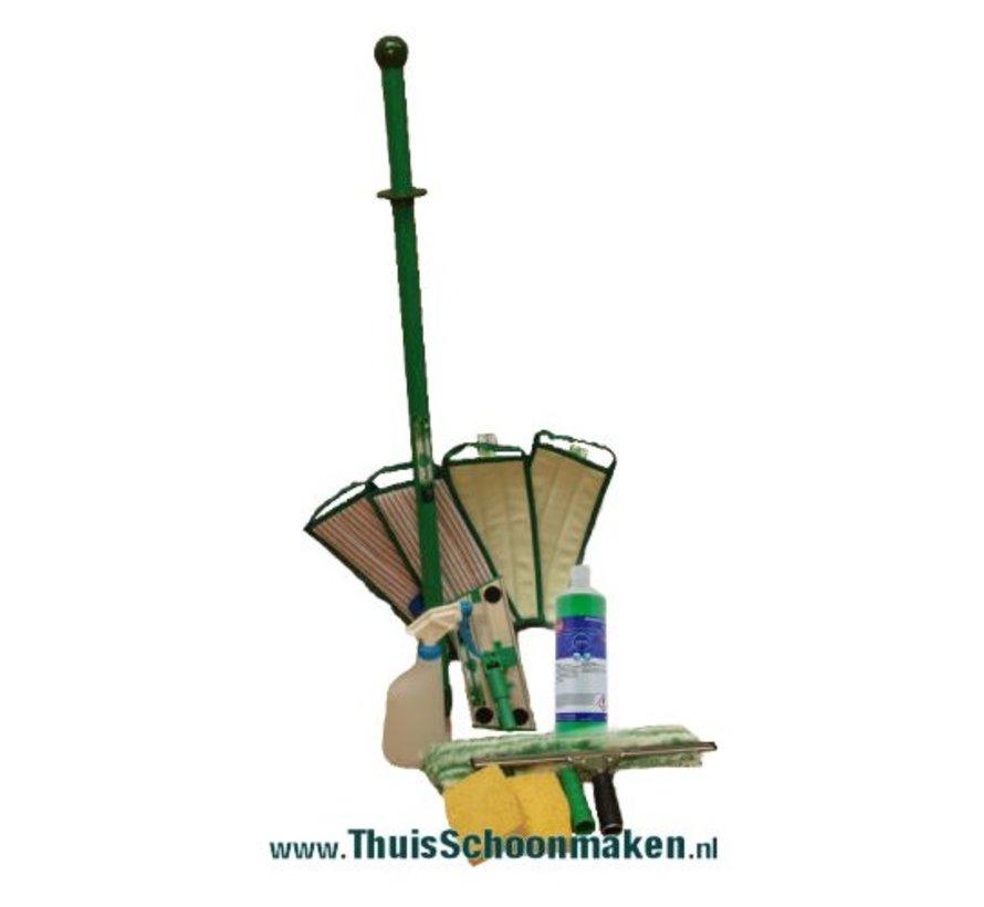 Set Fliesenwand- und Glasreinigung Pro