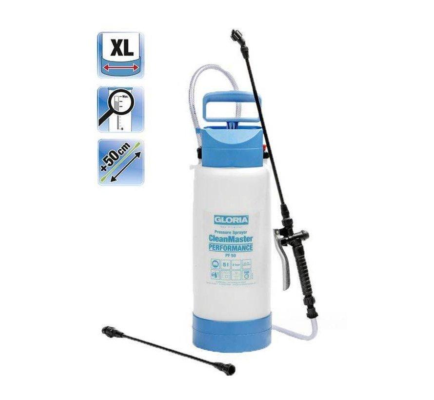 Drukspuit CleanMaster Performance PF 50 Viton 5 liter