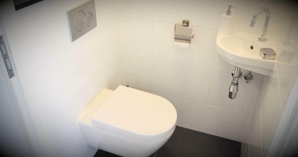 Snel een smetteloos toilet