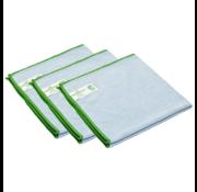 3 stuks Greenspeed Basic microvezeldoek