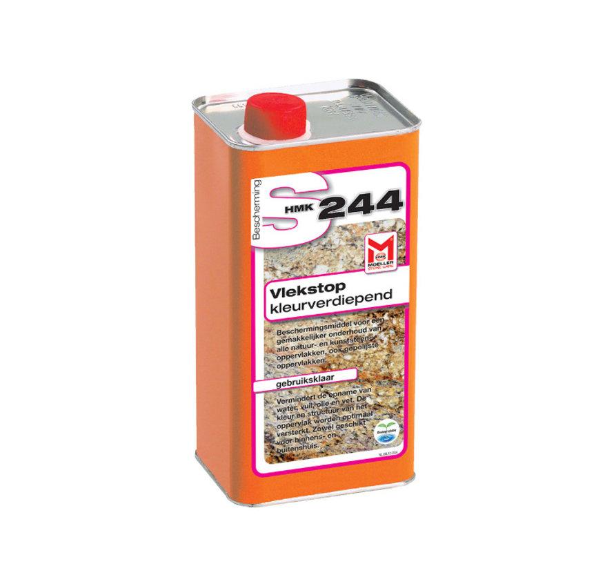 S244 Vlekstop - kleurverdiepend
