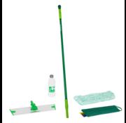 Set Vloeren en Houten Vloeren Dweilen (2x mop)